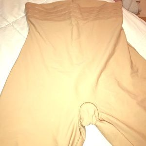 Nude shapewear